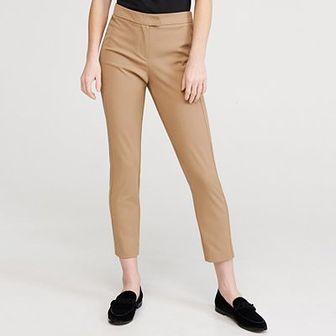 Reserved - Eleganckie spodnie z wełną - Beżowy
