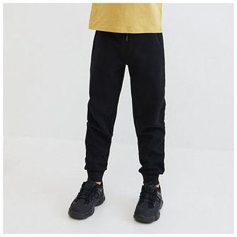 Reserved - Dzianinowe spodnie - Czarny