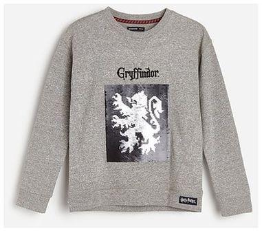 Reserved - Bluza z dwustronnymi cekinami Harry Potter -