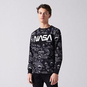 Koszulka longsleeve z nadrukiem NASA