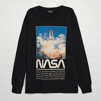 Koszulka longsleeve NASA