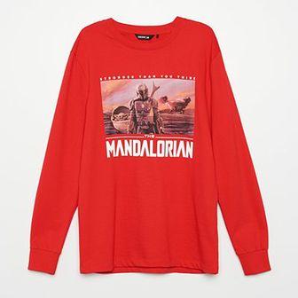 Koszulka longsleeve The Mandalorian