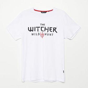 Koszulka z nadrukiem The Witcher