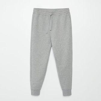 Dresowe spodnie jogger