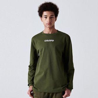 Koszulka longsleeve z nadrukiem