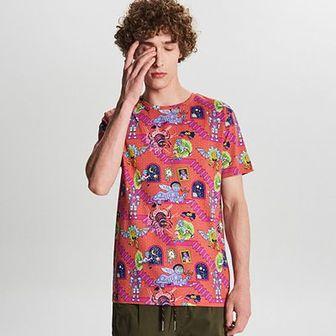 Koszulka Rick and Morty