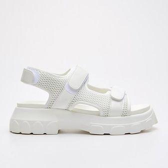 Sandały na rzepy