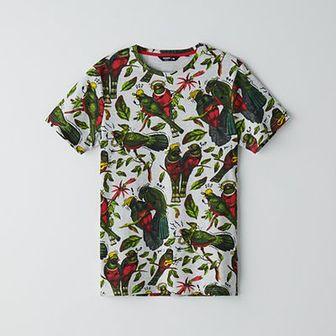 Koszulka z nadrukiem all over
