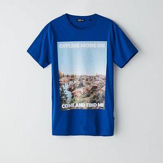 Koszulka z fotoprintem
