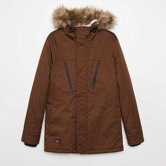 Płaszcz z ociepleniem