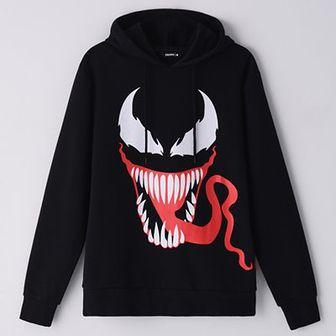 Bluza z kapturem Venom