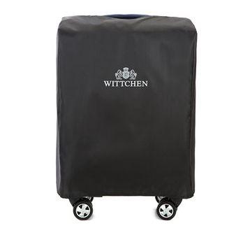 WITTCHEN Pokrowiec na walizkę 20'' czarny poliester