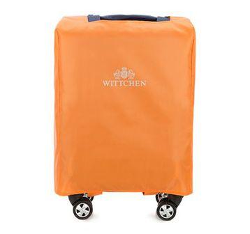 WITTCHEN Pokrowiec na walizkę 20'' pomarańczowy poliester