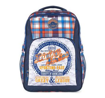 WITTCHEN Plecak dla dzieci multikolor poliester