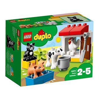 LEGO DUPLO, Zwierzątka hodowlane, 10870