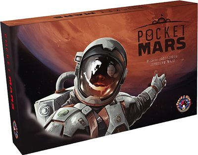 Board&Dice, Pocket Mars (edycja polska), gra towarzyska