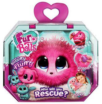 Fur Balls, maskotka, Pink
