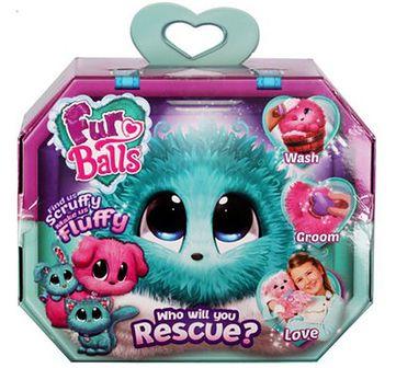 Fur Balls, maskotka, Aqua