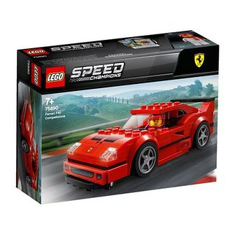 LEGO Speed Champions, Ferrari F40 Competizione, 75890