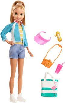 Barbie, Stacey w podróży, lalka z akcesoriami