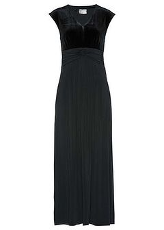 Sukienka  wieczorowa z aksamitu