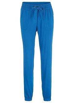 Spodnie z lejącej wiskozy