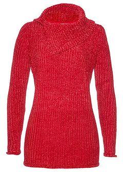 Sweter z szenili