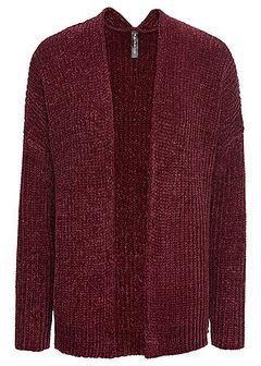 Sweter bez zapięcia z szenili
