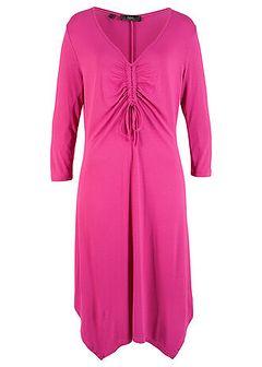 Sukienka z dłuższymi bokami