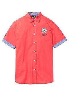 Koszula z krótkim rękawem i nadrukiem