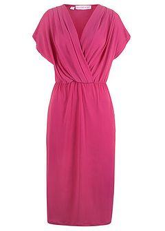 Sukienka kopertowa z kolekcji Maite Kelly