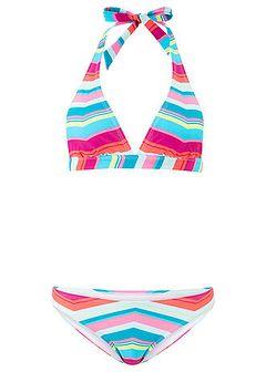 Bikini z trójkątnymi miseczkami (2 części)