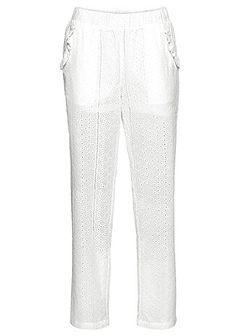 Spodnie koronkowe