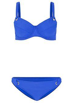 Bikini na fiszbinach z efektem minimizer (2 części)