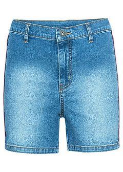 Krótkie spodenki dżinsowe hot pants