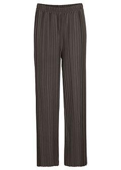 Spodnie plisowane