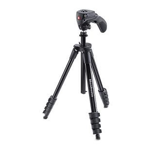 Manfrotto Compact Action (czarny)