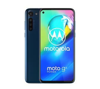 Motorola Moto G8 Power 4/64GB DS (niebieski)