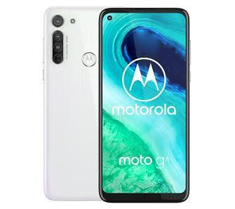 Motorola Moto G8 4/64GB DS (biały)