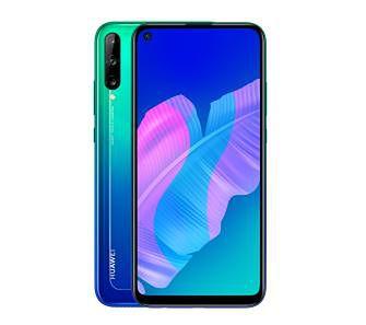 Huawei P40 Lite E (aurora niebieski)