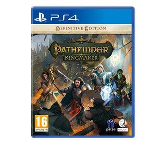 Pathfinder: Kingmaker - Edycja Definitywna PS4 / PS5