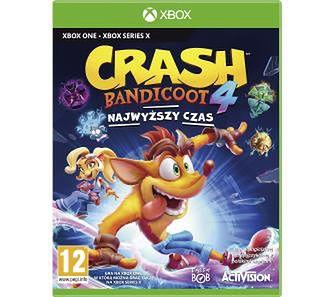 Crash Bandicoot 4: Najwyższy Czas Xbox One / Xbox Series X