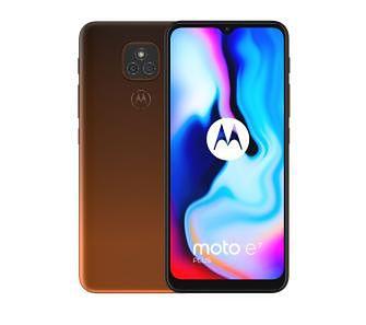 Motorola Moto E7 Plus 4/64GB (pomarańczowy)
