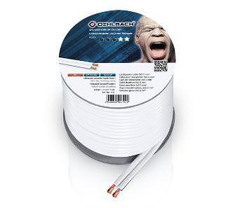 Oehlbach Speaker Wire SP-25 (198 - 2x2,5mm, 30m)