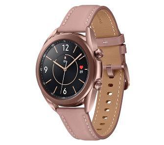 Samsung Galaxy Watch3 LTE 41mm (miedziany)