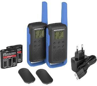Motorola TLKR-T62 (niebieski)