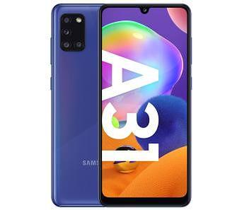 Samsung Galaxy A31 128GB (niebieski)