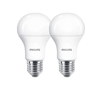 Philips LED 11 W (75 W) E27 2 szt.