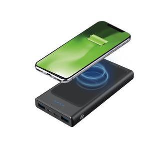 SBS Wireless Extra-Slim TEBB10000WIRCK 10000 mAh 10W