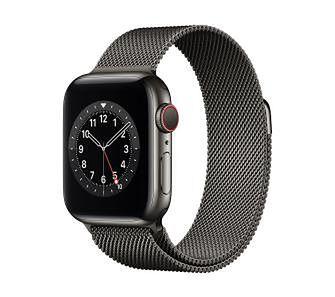 Apple Watch Series 6 GPS + Cellular 40mm (grafitowy)
